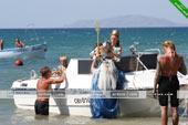 День Нептуна в Орджоникидзе.