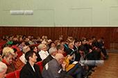 Сход граждан 18.10.2013 в Орджоникдизе, Феодосия.
